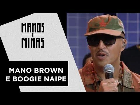 Brown vem ao palco do Manos e Minas apresentar seu trabalho solo. Com influências da soul