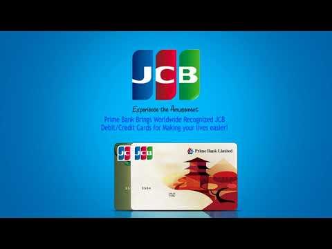 Prime Bank JCB card