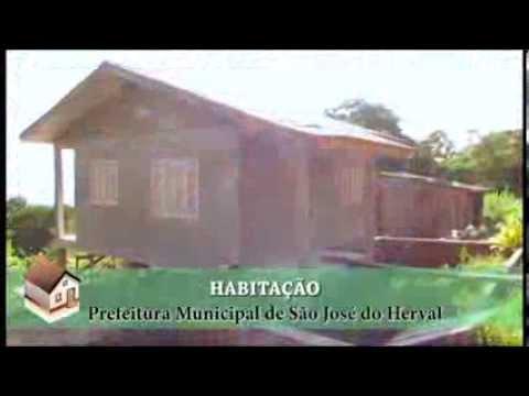 PNHR | Projeto Habitacional Hervalito | São José Herval