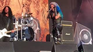 Arch-Enemy-Ravenous(live at Tuska.29.06.2018