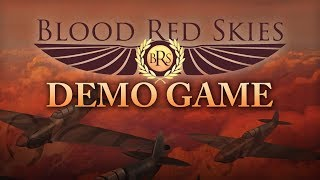 Blood Red Skies Demo Game // Warlord Games' 10th Birthday
