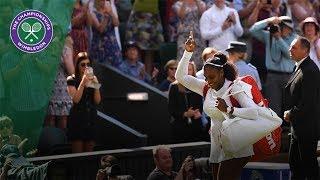 Serena Williams vs Camila Giorgi   Wimbledon 2018   Full Match