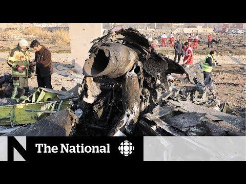 Flight 752: What happened before the crash