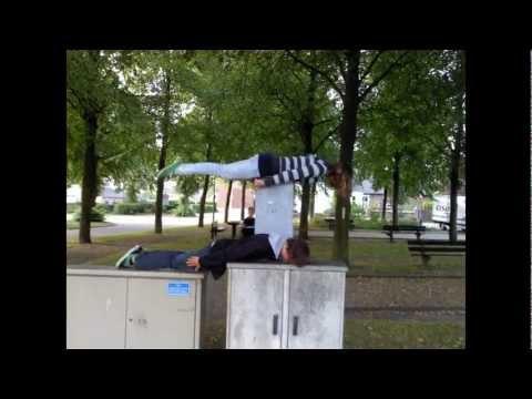 Planking @Gassel City [: