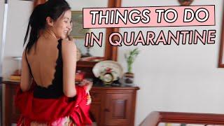 An Afternoon in Quarantine by Alex Gonzaga