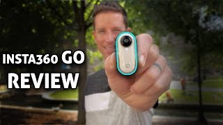 Insta360 GO Review: World's Smallest Steady Cam?