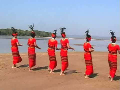 Shomashshori Rivers Adibaasi Nachh