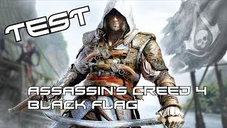 Assassin's Creed IV Black Flag - Test [FR]