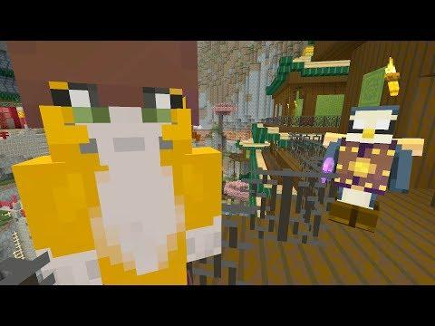 Minecraft Xbox - Protector Challenge - Battle Mini-game