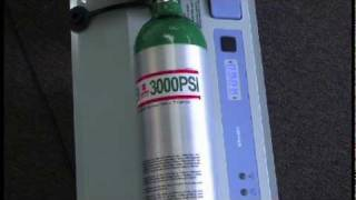 Respironics Ultrafill Home Oxygen System
