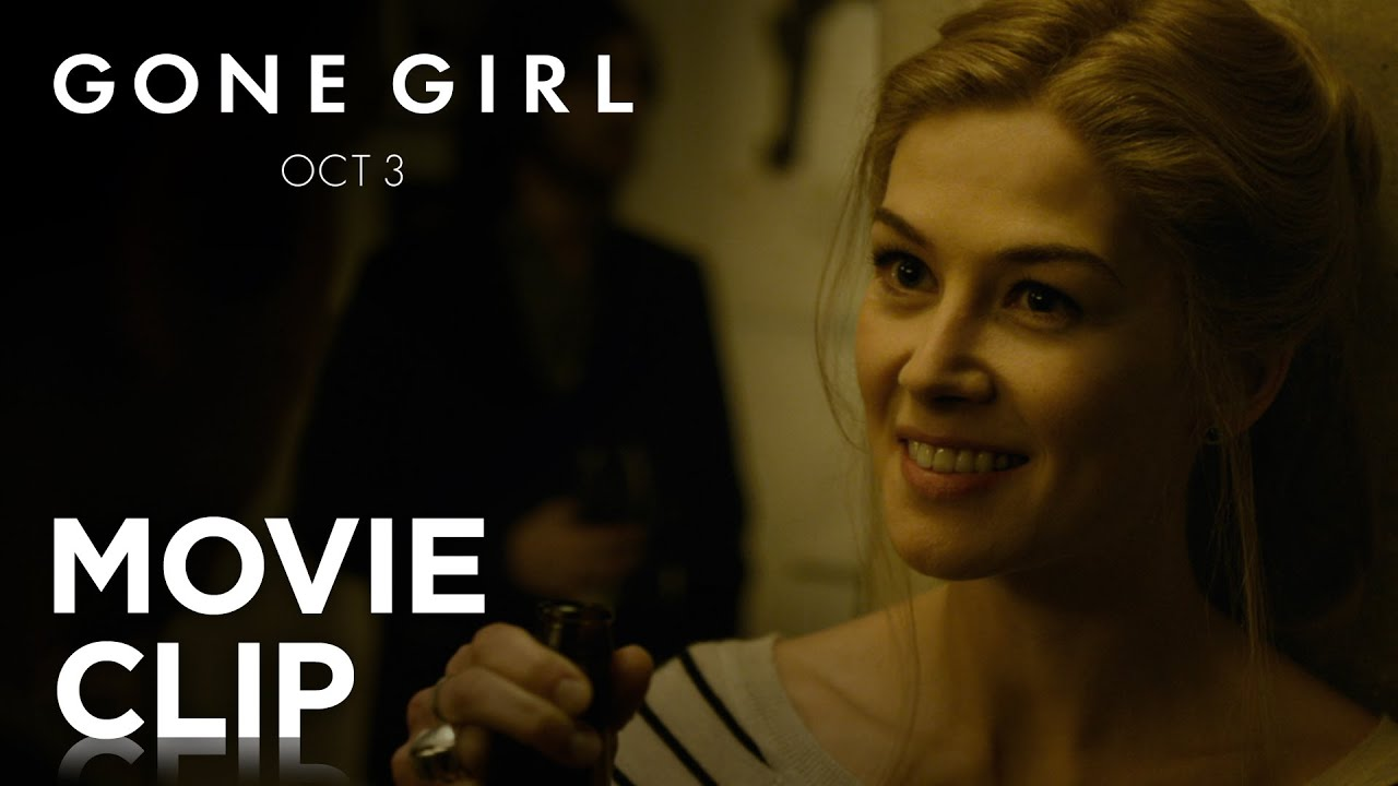 Gone Girl - Who Are You