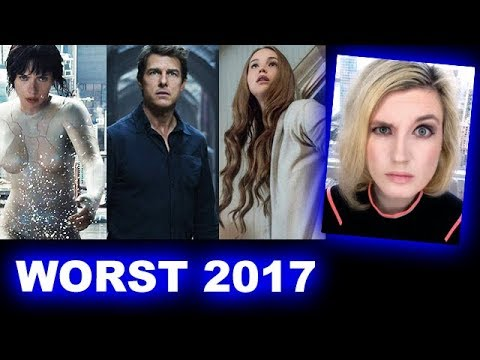 Top Worst Movies of 2017