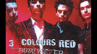 3 Colours Red - Throwing the World Away
