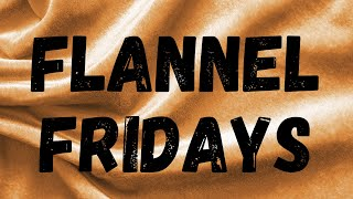 Flannel Friday - Five Hoot Owls