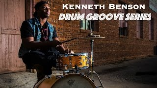 Kenneth Benson - Drum Groove Series: One Drop and Steppers Beat