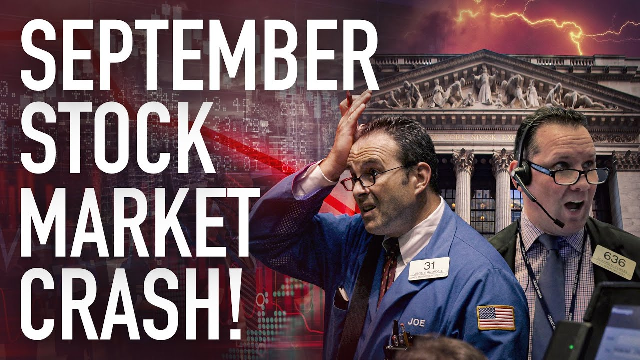 A September Stock Exchange Crash Is On The Horizon: Brace For A Catastrophic Bubble Burst thumbnail
