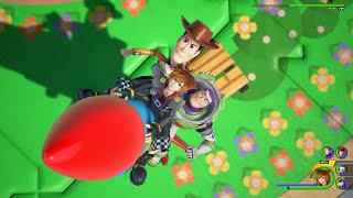 KINGDOM HEARTS III – Gameplay Overview Video (Spanish Voice Over)