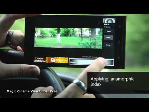 Vidéo Magic Canon ViewFinder Free
