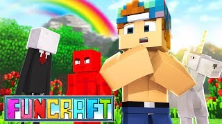 WELCOME TO FUNCRAFT! | FunCraft #1