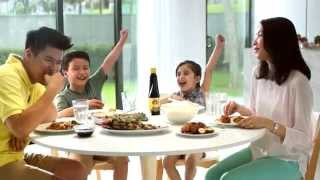 Heinz ABC Kicap Manis TVC 2015 - Dinner Disaster