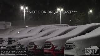 2-18-19 Greenville, MI Heavy Snowfall