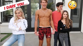 EXTREME PUBLIC DARES WITH MY FRIENDS!!!