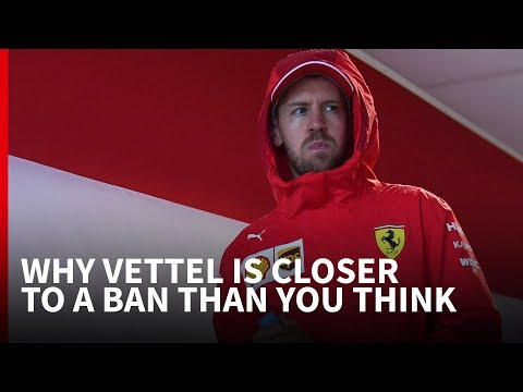 Why Vettel is closer to a ban than you think
