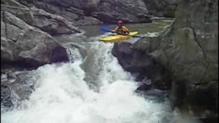 preview picture of video 'concentración rioja 09. cañón del río leza'