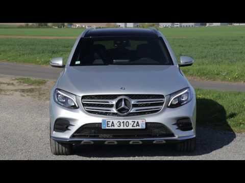 MERCEDES CLASSE GLC Mercedes GLC 250 d 204ch Fascination 4Matic 9G-Tronic DESIGNO