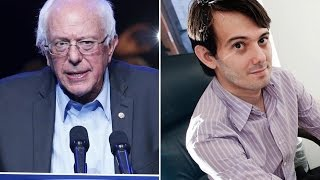Bernie Sanders Rejects Price-Gouging Pharma CEO's Donation thumbnail