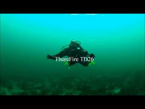 ThorFire TD26 Dive Light Review