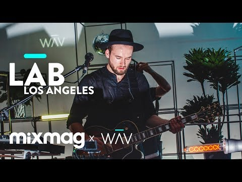 Download MONOLINK live in The Lab LA Mp4 HD Video and MP3