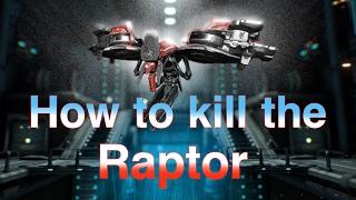 Raptor pack easy kill/ how to get nova parts | WARFRAME