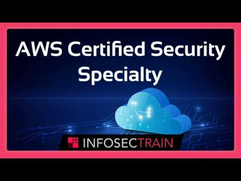 Prepare for AWS Certified Security – Specialty | Cloud Security ...
