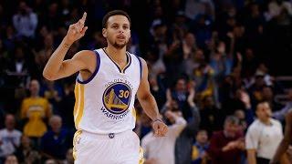 Stephen Curry Career Highlights