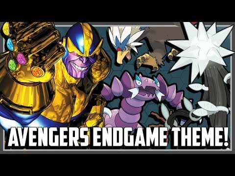 Download Pokemon Avengers Infinity War Theme Battle Video