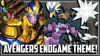 Avengers: Endgame Pokemon Theme Battle! Ft. Original151