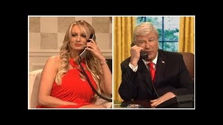 Stormy Daniels, Other Stars Guest In 'SNL' Cold Open