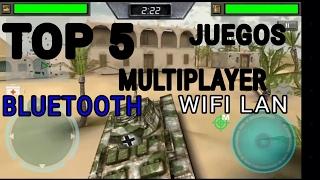 Los Mejores Juegos Android Multijugador Por Bluetooth 免费在线视频
