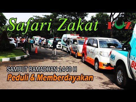 Safari Zakat dilepas oleh Bupati Lumajang
