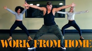 Fifth Harmony - Work From Home | The Fitness Marshall | Cardio Concert by The Fitness Marshall