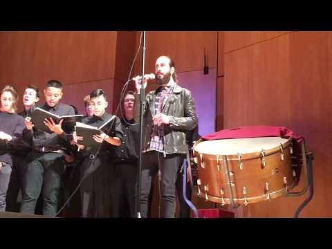 Run to You - Avi Kaplan & High School Honor Choir