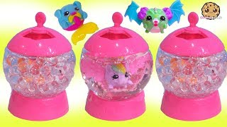 Orbeez Wow World Wowzer Surprise Water Animals In Blind Bag Globes !