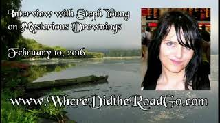 Dead in the Water with Steph Young - Feb 10, 2016 Repost