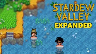 Stardew Valley Expanded Mod - Secret Locations