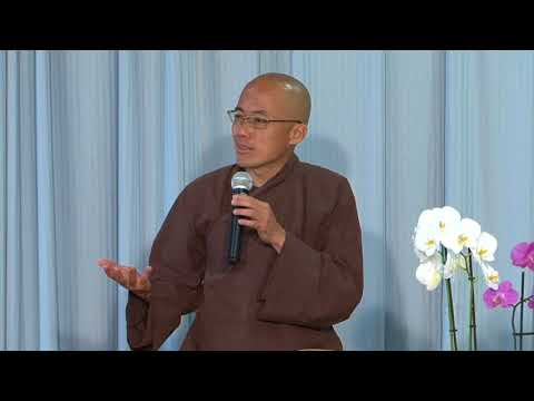 2017 08 14 Br Pháp Dung: Heal the Wounds and Transform Our Habits, Wake Up Earth Retreat 2017