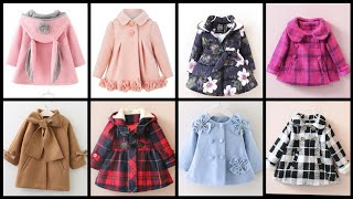 Most Stylish 50+ Cute Baby Girls Coat/Ruffle Jackets/Winter Outerwear/Over Coat For Toddlers