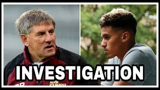 Peter Beardsley suspended by Newcastle United