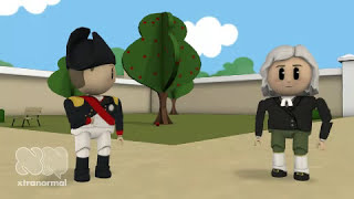 Proclamation of 1763: British officer and colonist - 3