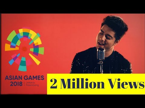 Meraih bintang  hindi    himmat ke pankh   asian games 2018 official theme song   siddharth slathia